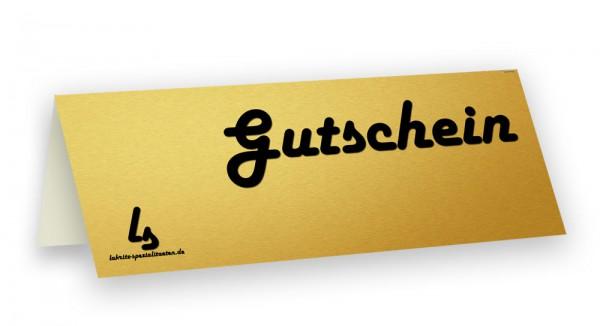 Lakritz-Gutschein
