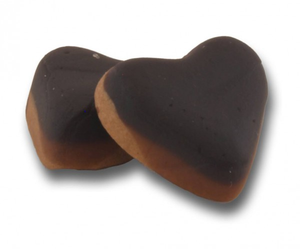 Stevia Lakritz Herzen (zuckerfrei)