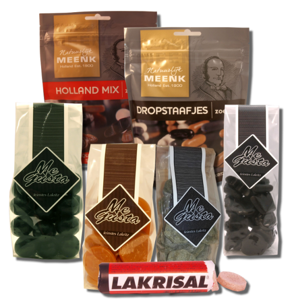Paket Holländisches Lakritz