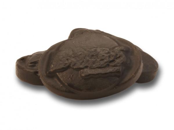 Ovales Süßlakritz