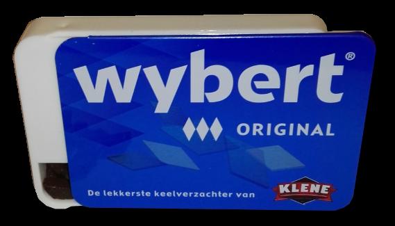 Wybert Lakritz-Pastillen