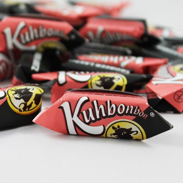 Erdbeer-Lakritz Kuhbonbons
