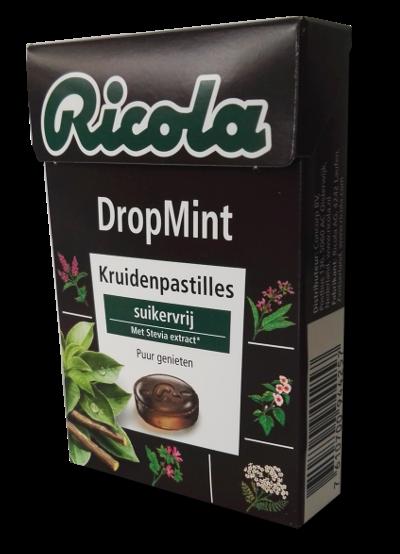 Ricola Lakritz-Bonbons mit Stevia