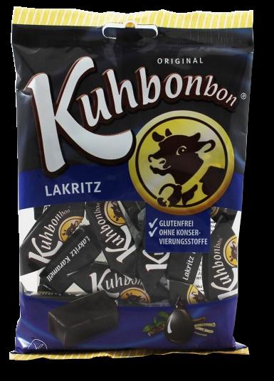 Lakritz Kuhbonbons