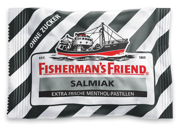 Fisherman's Friend mit Salmiak