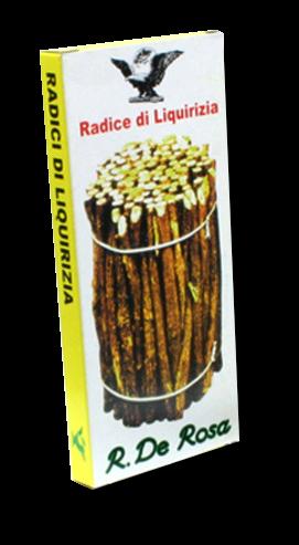 Pure Süßholzwurzel-Sticks
