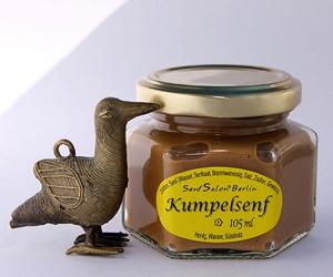 Lakritz-Kumpelsenf