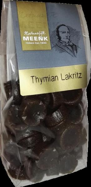 Lakritz Kräutertaler mit Thymian