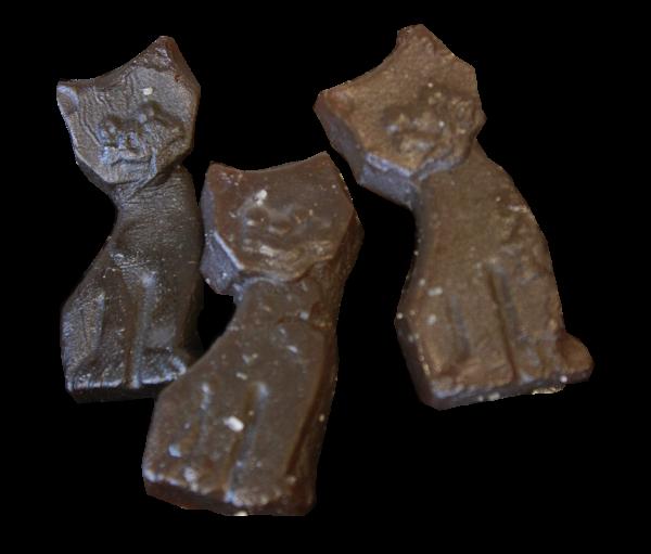 Lakritz-Katzen zuckerfrei