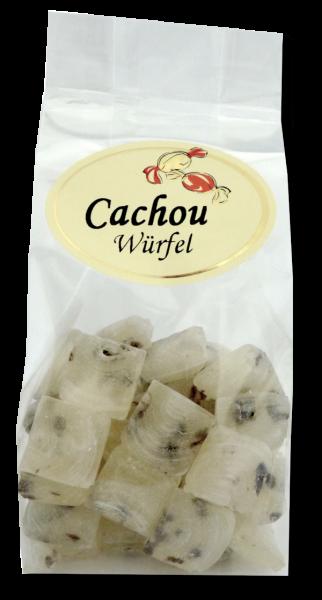 Klassische Cachou Würfel